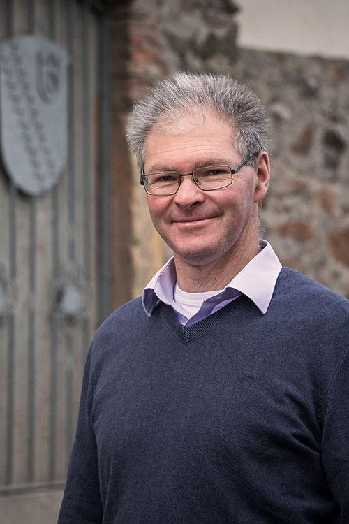 Beigeordneter Hans-Peter Bitsch