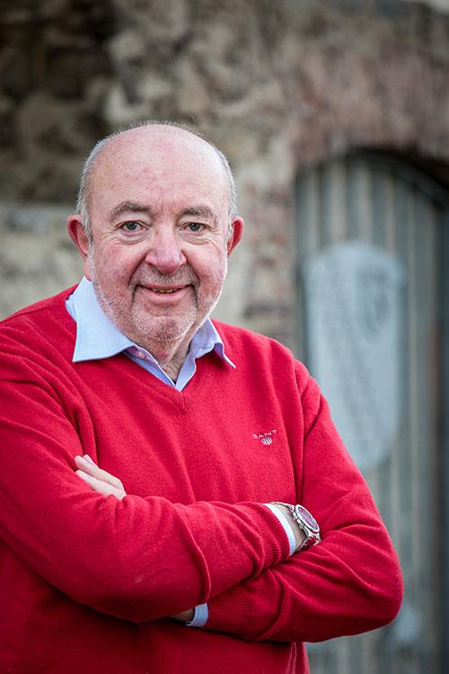 Schatzmeister Dieter Rinke