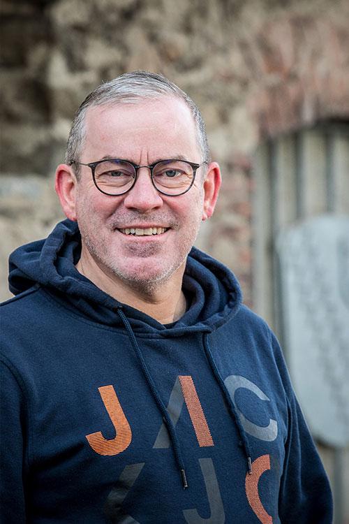 Stellv. Fraktionsvorsitzender Jochen Geiß