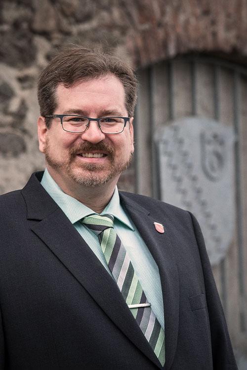 Vorsitzender Gemeindevertretung Sven Aßmus